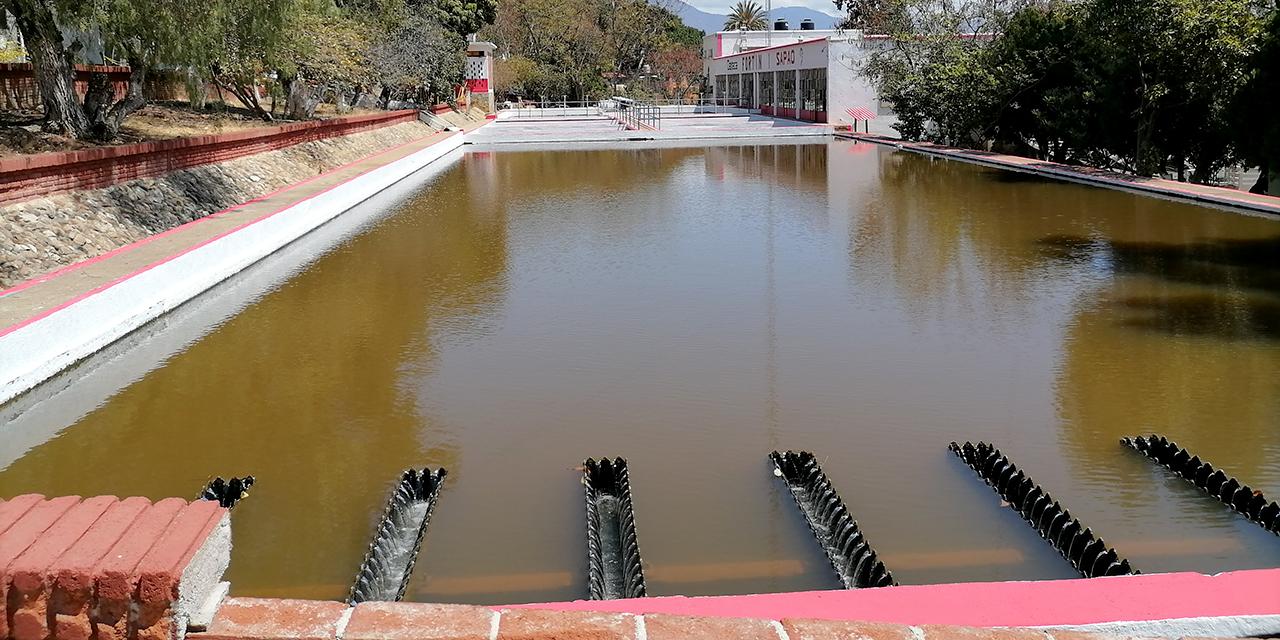 Nivel de agua baja a niveles críticos | El Imparcial de Oaxaca