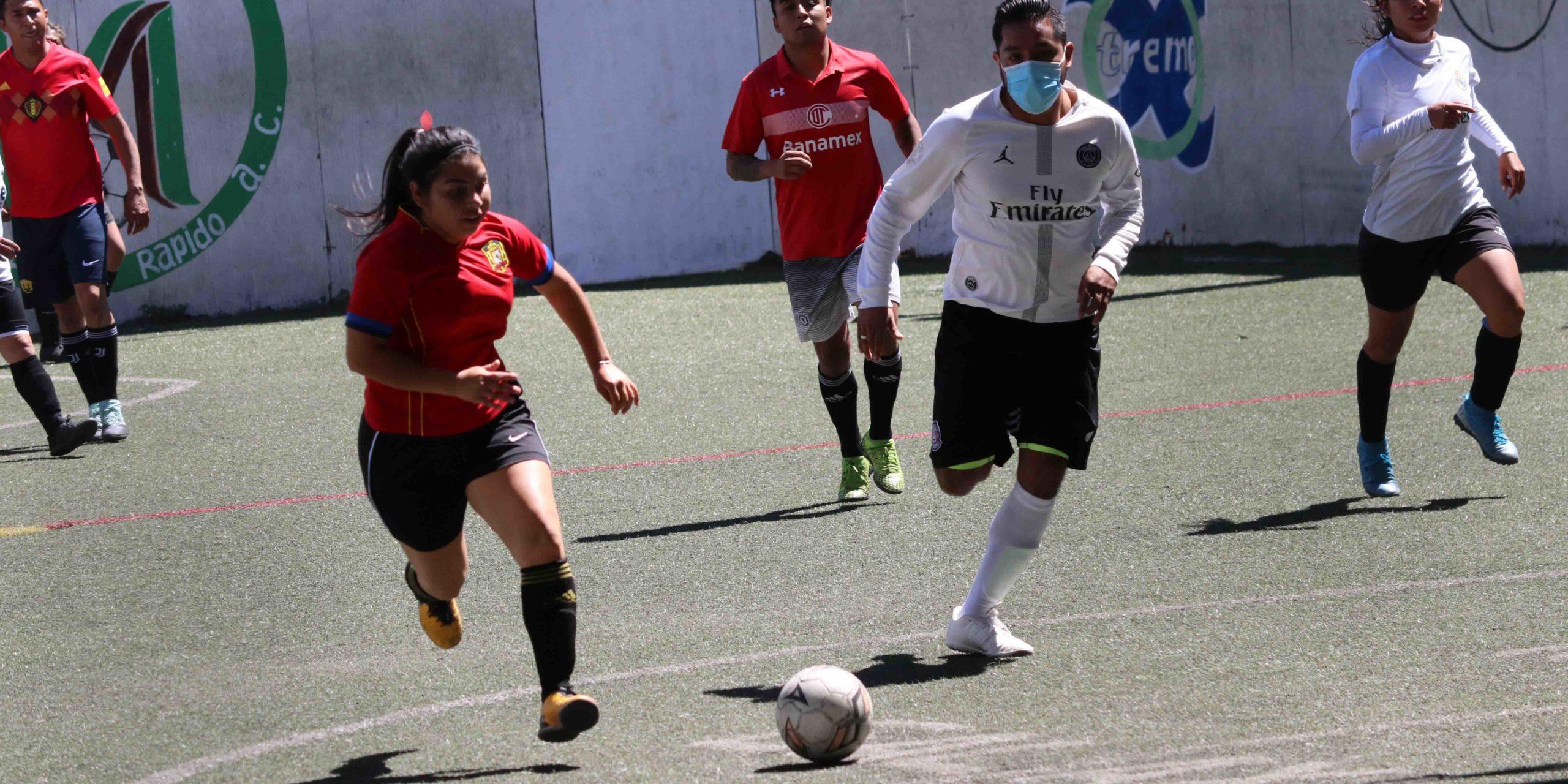 Listo el regreso de la Liga de Fútbol Galaxia | El Imparcial de Oaxaca