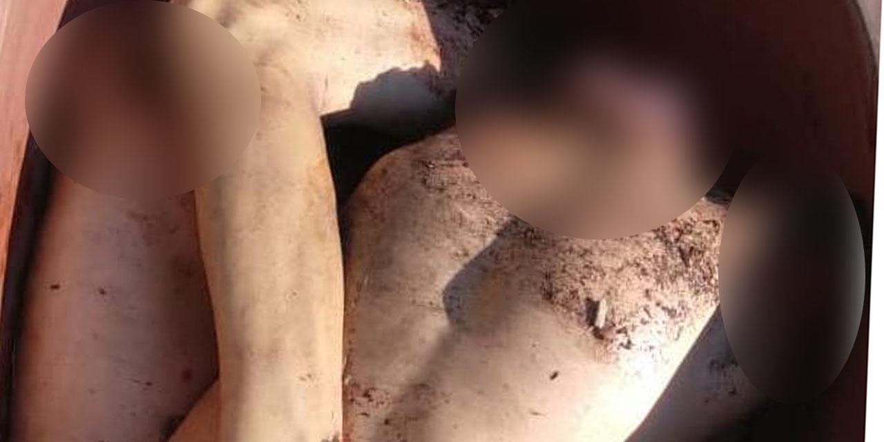 Macabro hallazgo en Santa Catarina Juquila | El Imparcial de Oaxaca