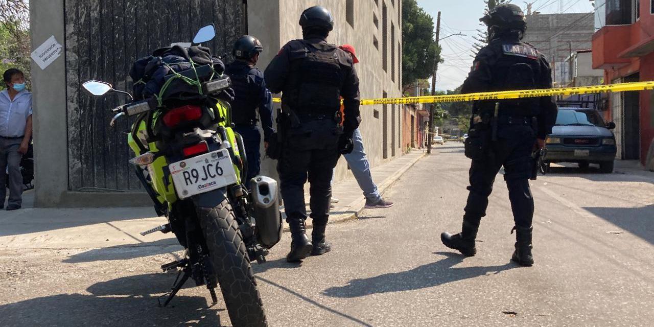 Denuncian presunto caso de abuso policiaco en la capital oaxaqueña | El Imparcial de Oaxaca