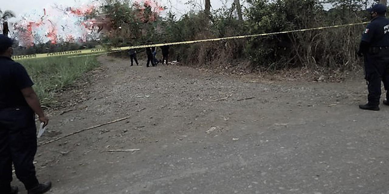 Hallan cadáver envuelto en colchoneta y bolsas en San Miguel Soyaltepec | El Imparcial de Oaxaca