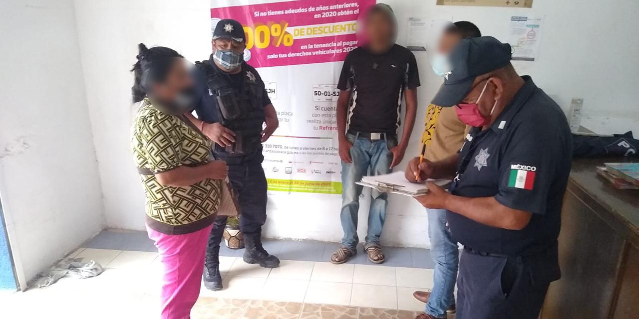 Rescatan a joven extraviado en carretera de Tlacolula | El Imparcial de Oaxaca