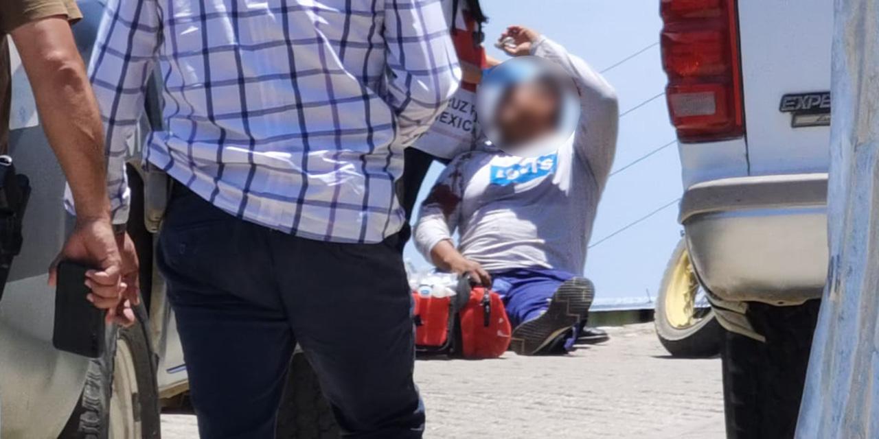 Detienen a sujetos que habían sido baleados en Santa Anita; habrían baleado primero a un grupo de personas   El Imparcial de Oaxaca