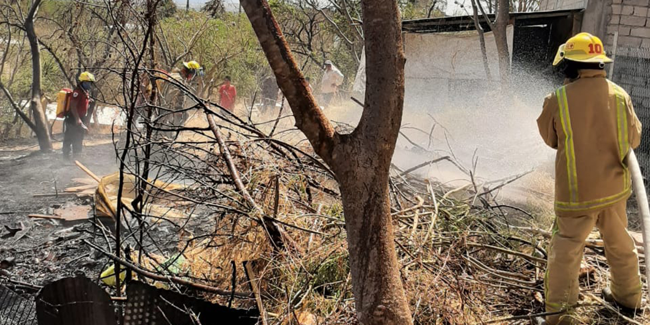 Detienen a un piromaniaco en Huajuapan | El Imparcial de Oaxaca