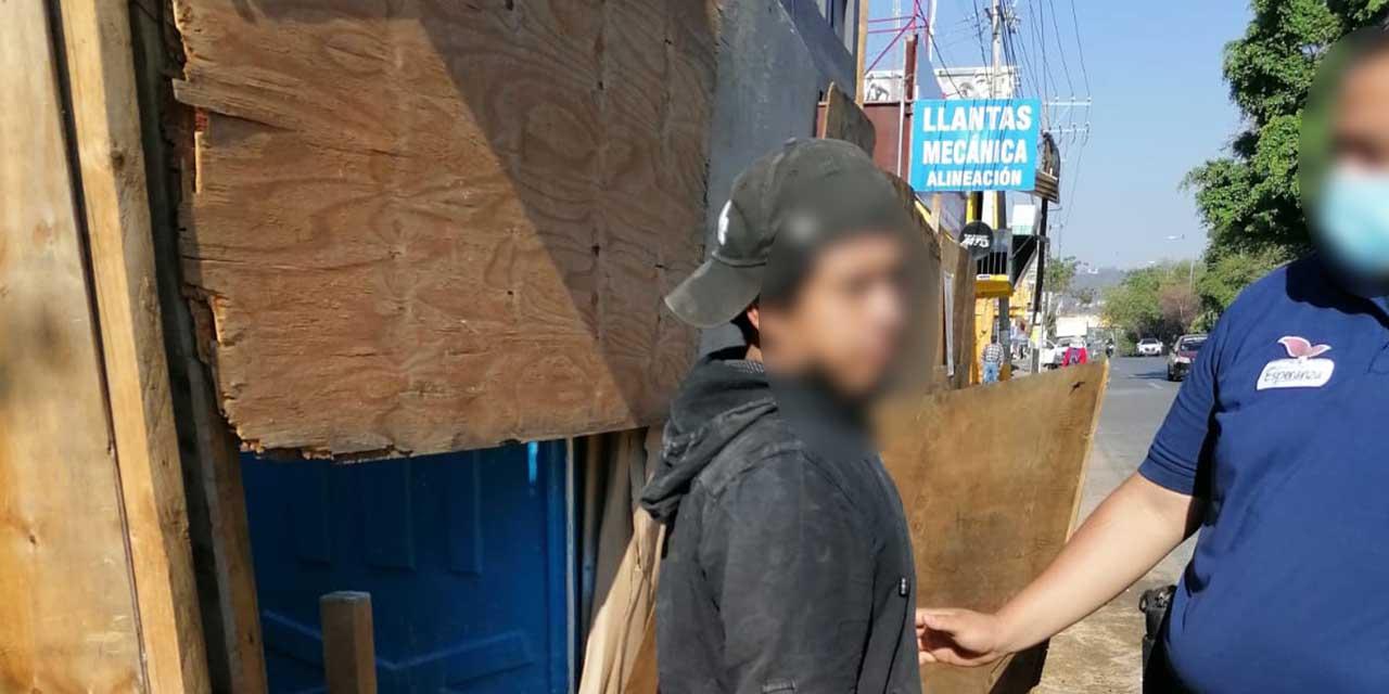 Lo sorprenden robando en Ixcotel   El Imparcial de Oaxaca