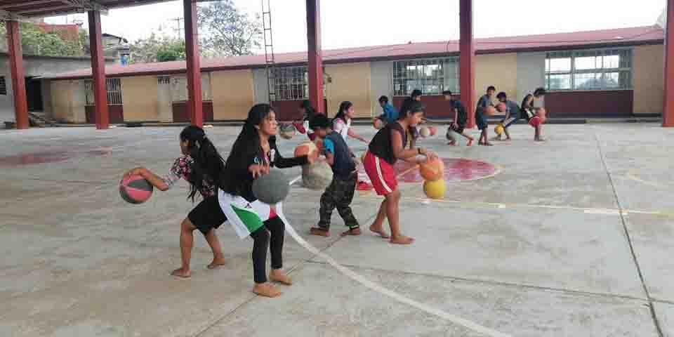 Mantienen preparación niños Triquis en las montañas   El Imparcial de Oaxaca