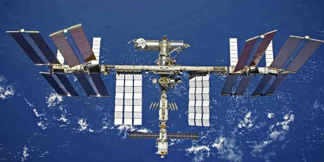 Con estas herramientas monitorea la Estación Espacial Internacional la Tierra   El Imparcial de Oaxaca