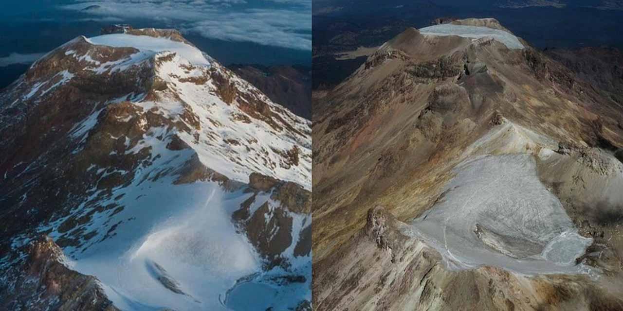 Glaciares mexicanos en peligro de extinción | El Imparcial de Oaxaca