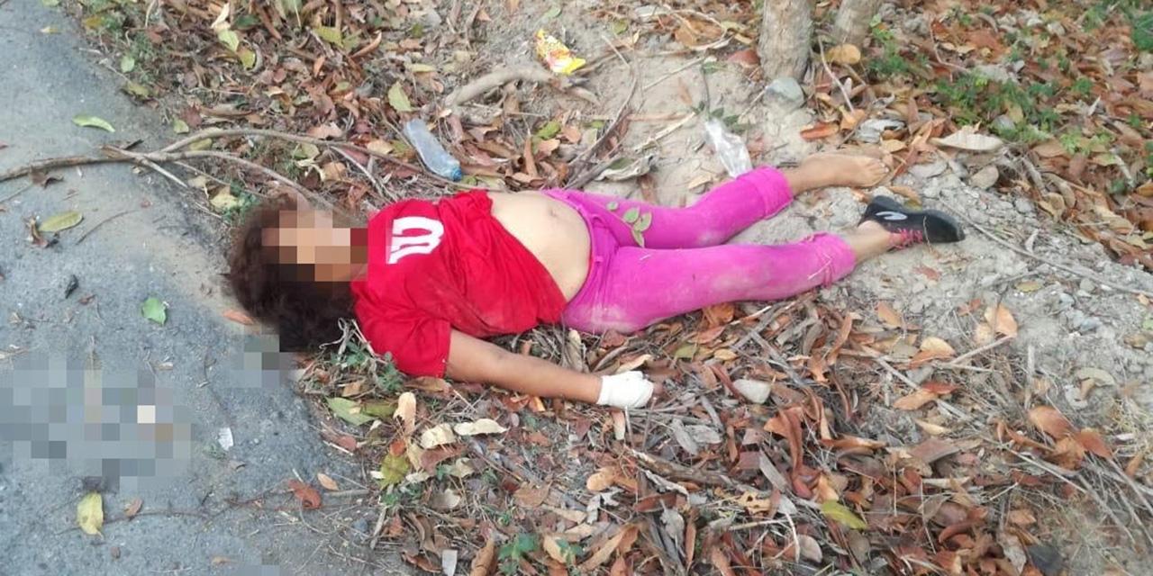 Hallan a mujer muerta en el Istmo   El Imparcial de Oaxaca