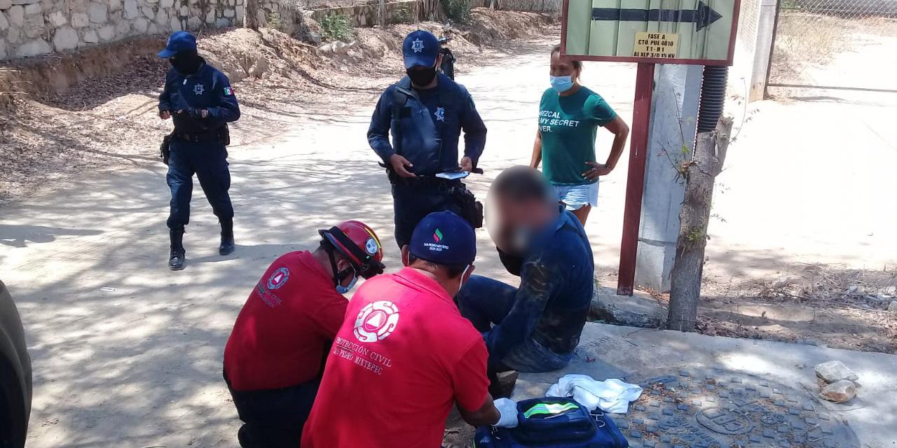 Asalto violento a mano armada en San Pedro Mixtepec | El Imparcial de Oaxaca