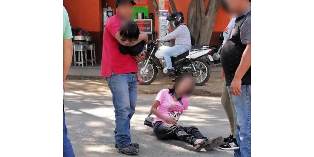 Atropellan a madre e hija en San Jacinto Amilpas   El Imparcial de Oaxaca
