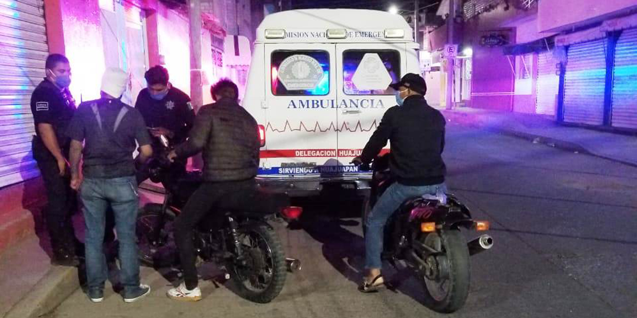 Encuentran a jóvenes lesionados | El Imparcial de Oaxaca