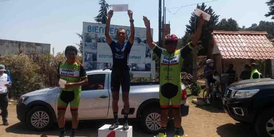Diego Castañeda gana la ciclista | El Imparcial de Oaxaca