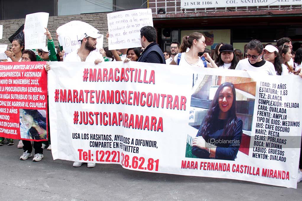 Da juez 50 año de prisión a feminicida de Mara Castilla | El Imparcial de Oaxaca