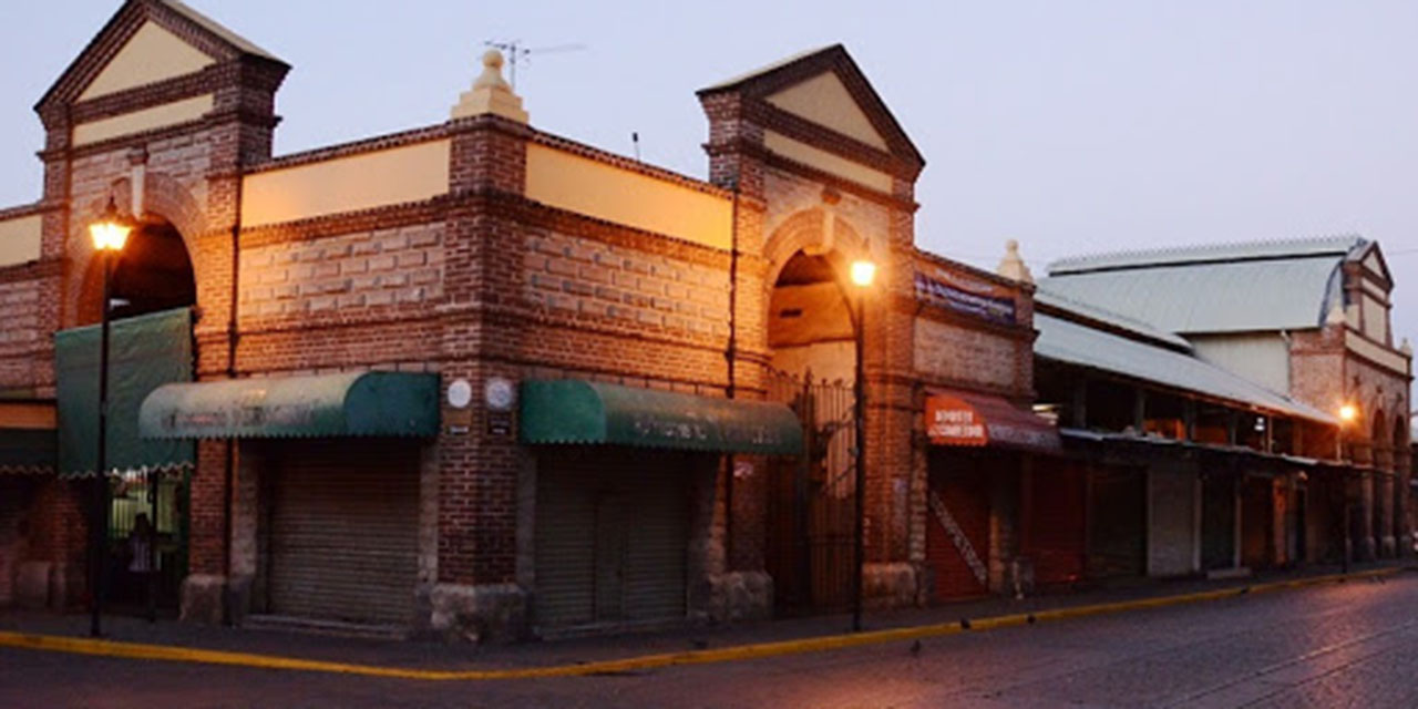 Mercado Benito Juárez cumple 127 años en medio de la pandemia | El Imparcial de Oaxaca