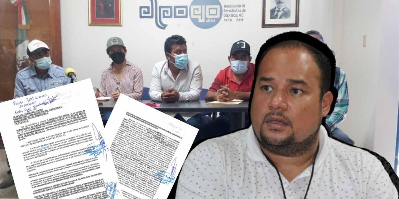 Mezcaleros alzan la voz: No queremos a terroristas en la industria   El Imparcial de Oaxaca