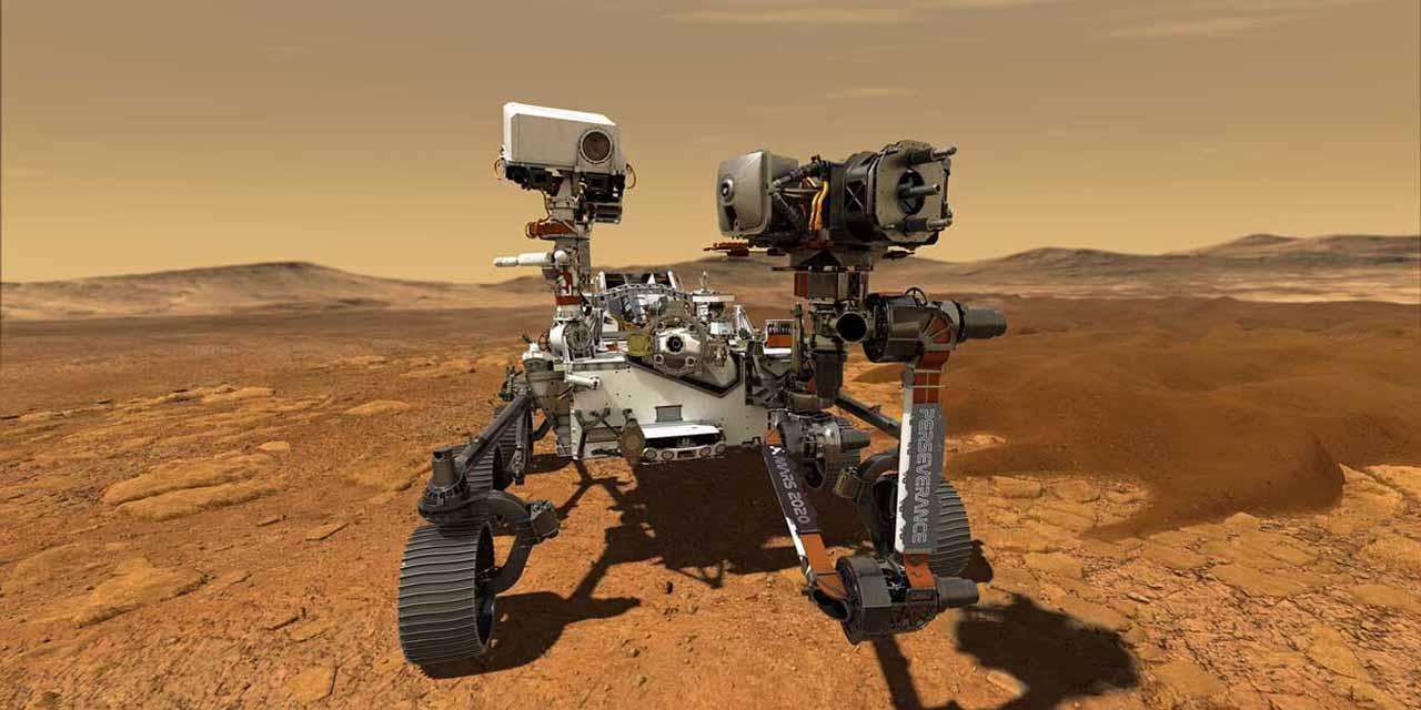 Humanos a Marte: La NASA produce oxígeno en el planeta rojo | El Imparcial de Oaxaca