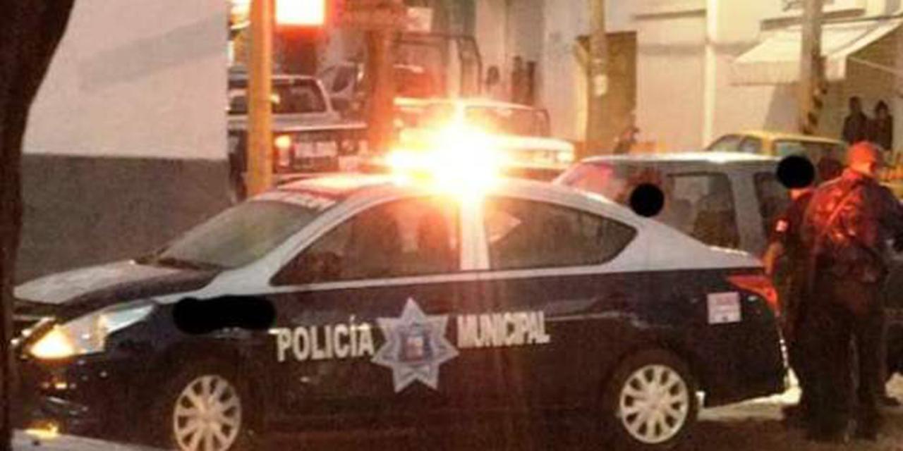 Vehículos involucrados en fuerte choque | El Imparcial de Oaxaca