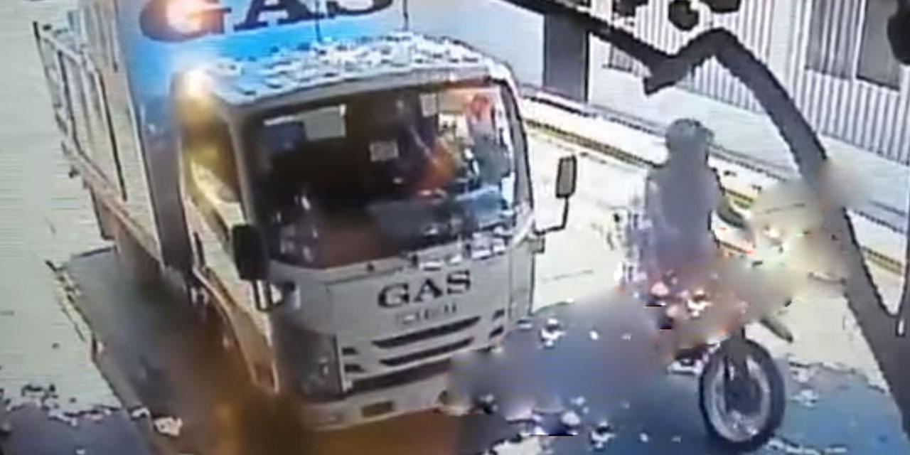 Violento asalto a repartidor de gas en la Colonia Felipe Carrillo Puerto   El Imparcial de Oaxaca