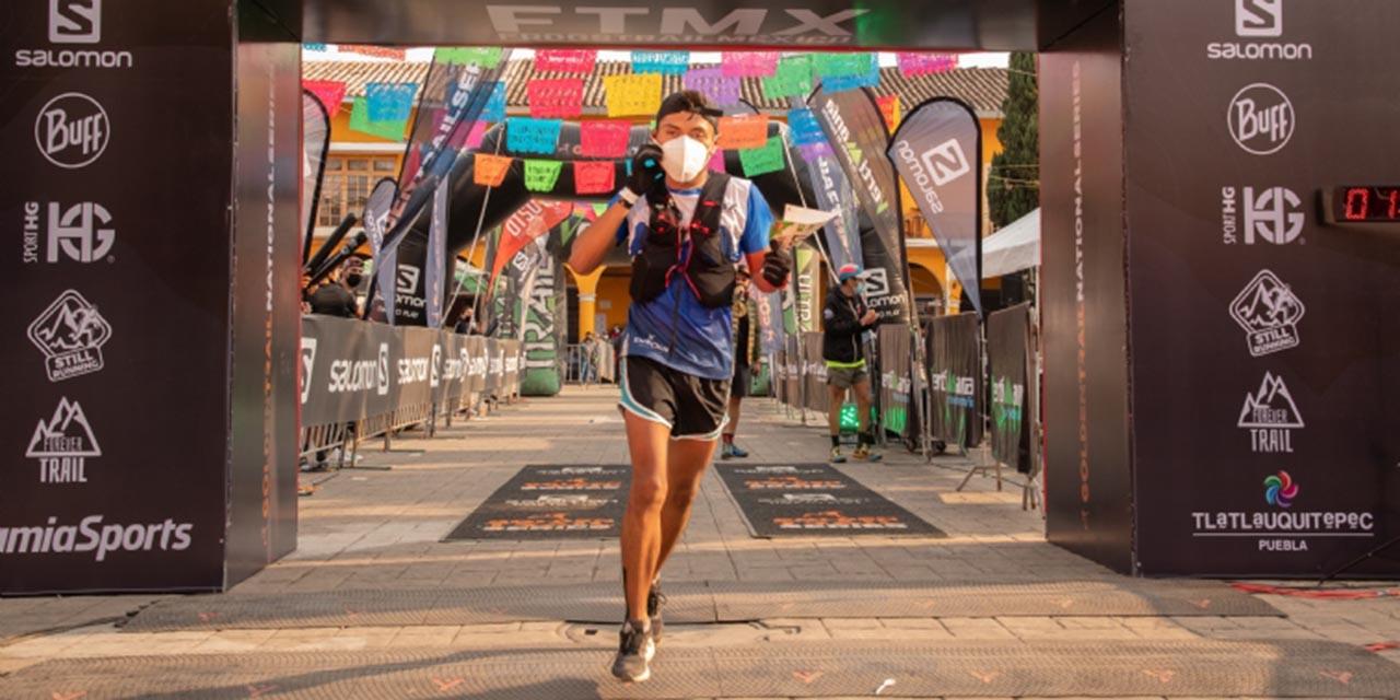 Experiencia invaluable en Ultra Trail Cerro Rojo | El Imparcial de Oaxaca