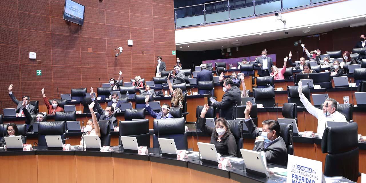 Ley de Hidrocarburos aprobada en lo general en el Senado   El Imparcial de Oaxaca