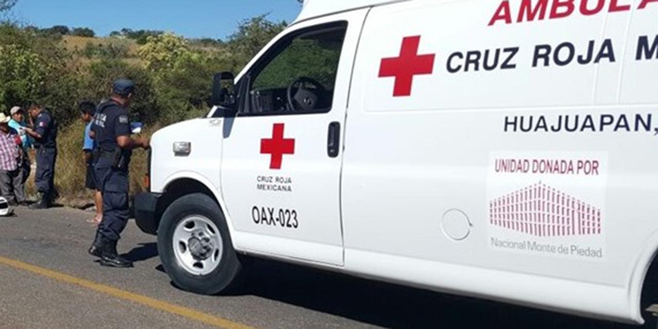 Aparatoso choque deja cuatro lesionados en Huajuapan   El Imparcial de Oaxaca