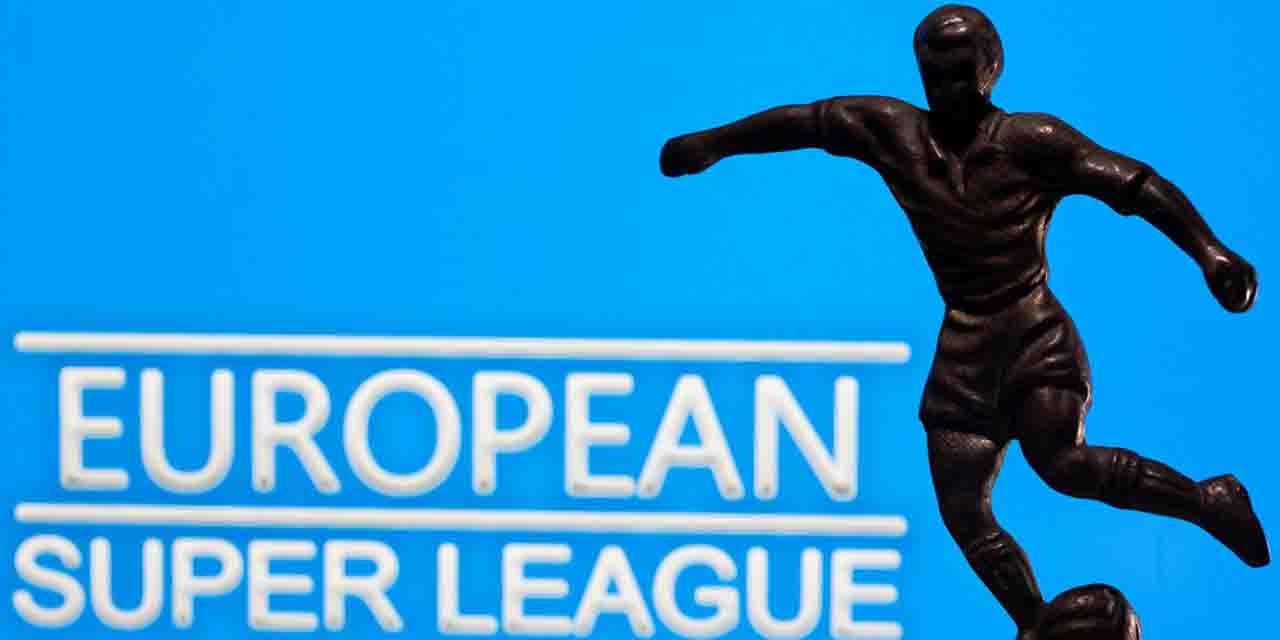 Los 6 equipos ingleses fuera de la Superliga europea   El Imparcial de Oaxaca