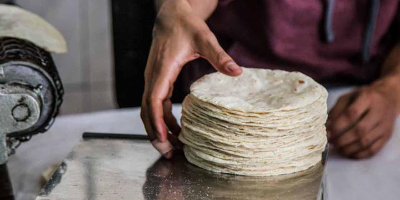 Aumento en Kilo de tortillas, llegan a costar hasta 27 el kilo | El Imparcial de Oaxaca