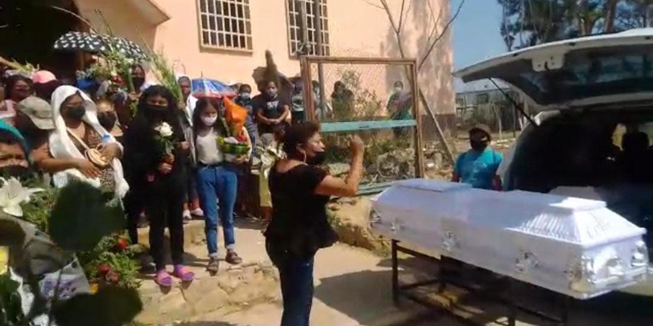 Claman justicia por el homicidios de hermanos en Zaachila | El Imparcial de Oaxaca