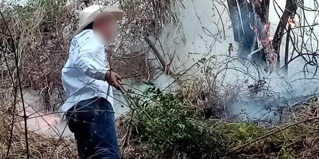 Incendio en Huatulco acaba con decenas de hectáreas   El Imparcial de Oaxaca