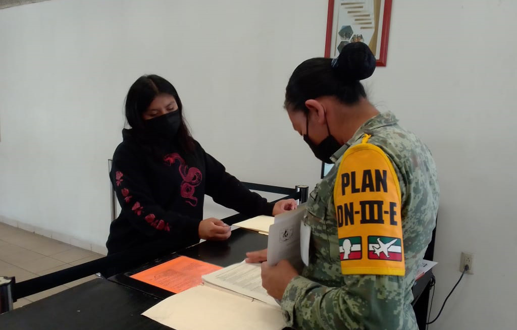 El reclutamiento en el Ejército y Fuerza Aérea Mexicana es gratuito | El Imparcial de Oaxaca