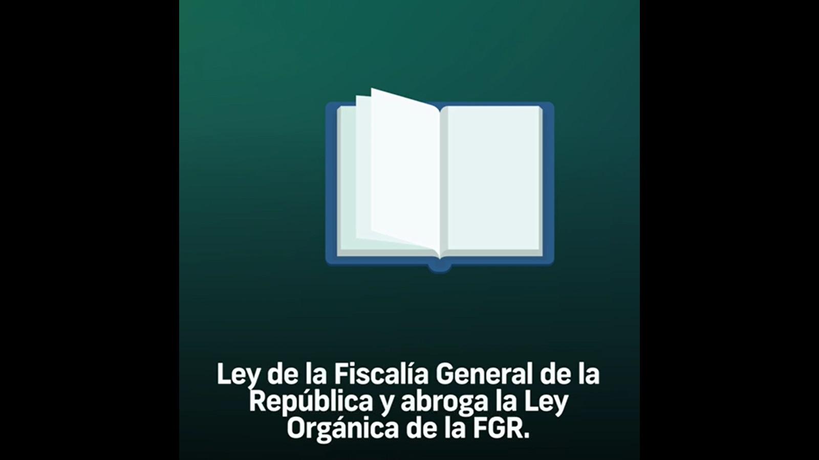 Senado aprueba nueva ley de la Fiscalía General de la República   El Imparcial de Oaxaca