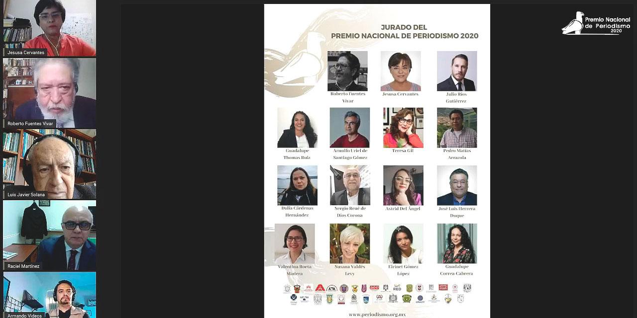 La UABJO convoca a participar en el Premio Nacional de Periodismo 2020 | El Imparcial de Oaxaca