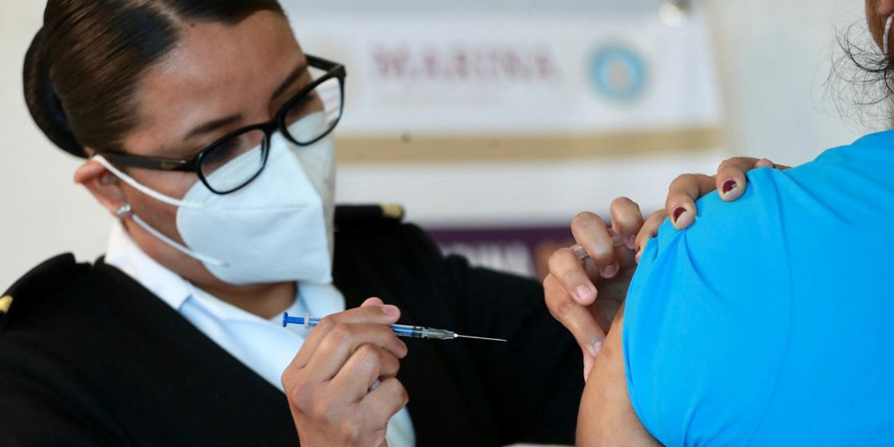 Más de 2 mil embarazadas reciben la dosis anticovid   El Imparcial de Oaxaca