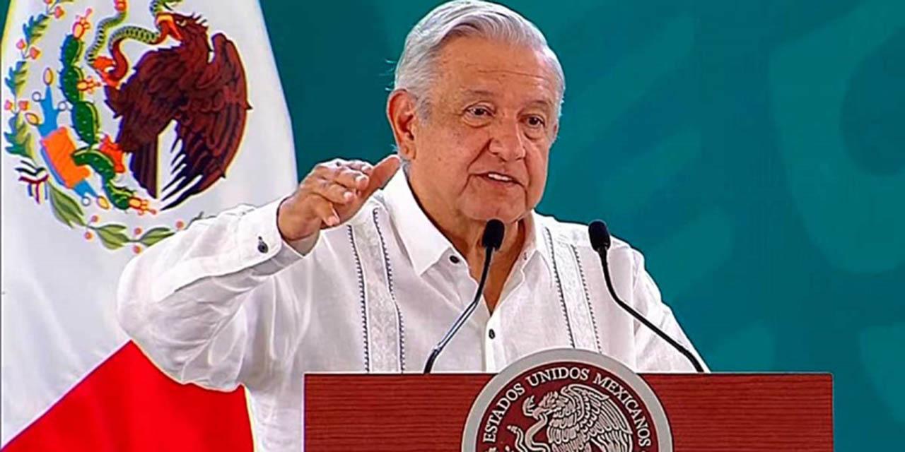 México va a continuar con la Prueba PISA: AMLO   El Imparcial de Oaxaca