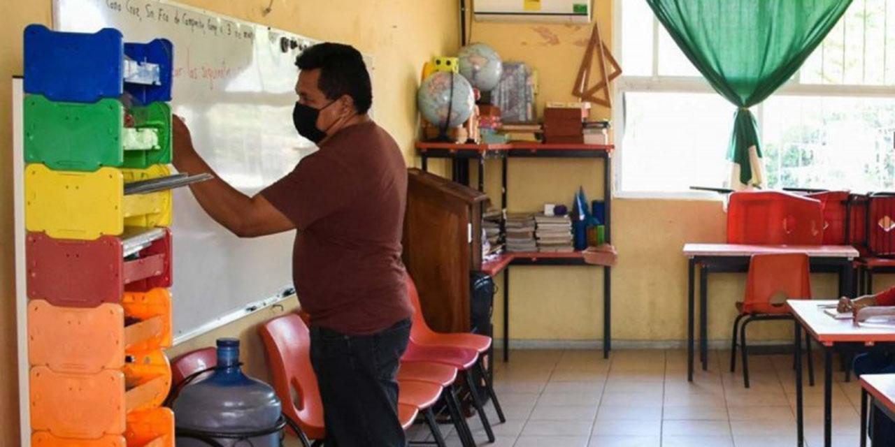 Regreso a clases presenciales será escalonado   El Imparcial de Oaxaca
