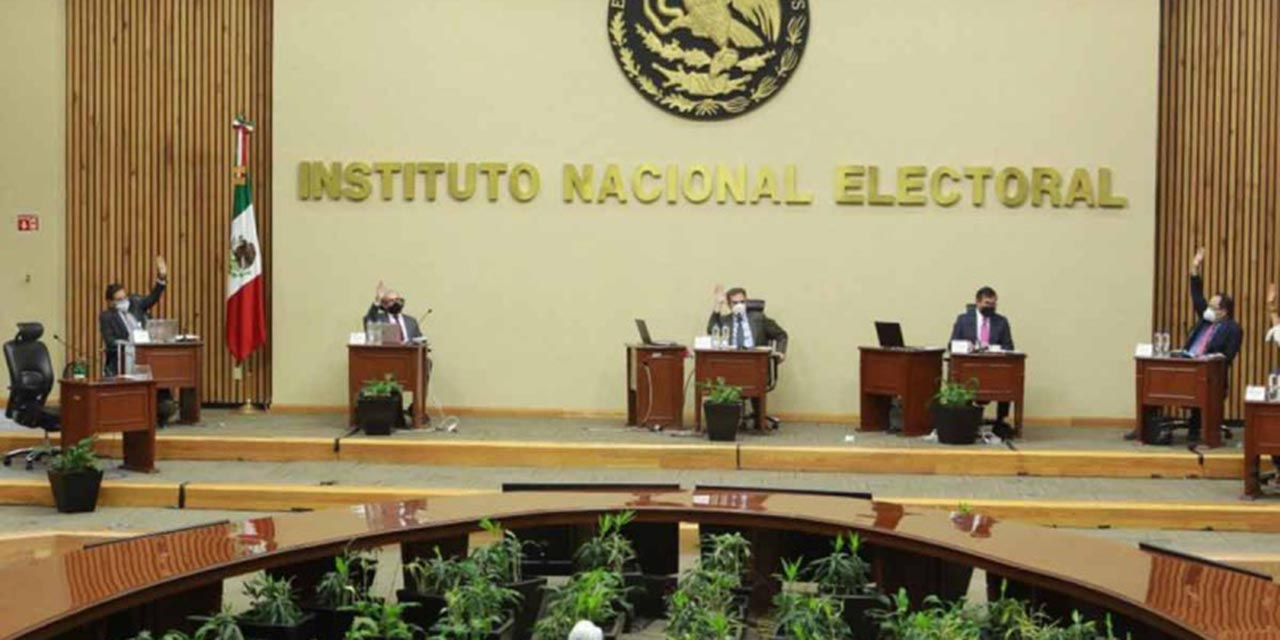 Morena y PRI, los que más representantes de casilla registraron ante INE   El Imparcial de Oaxaca