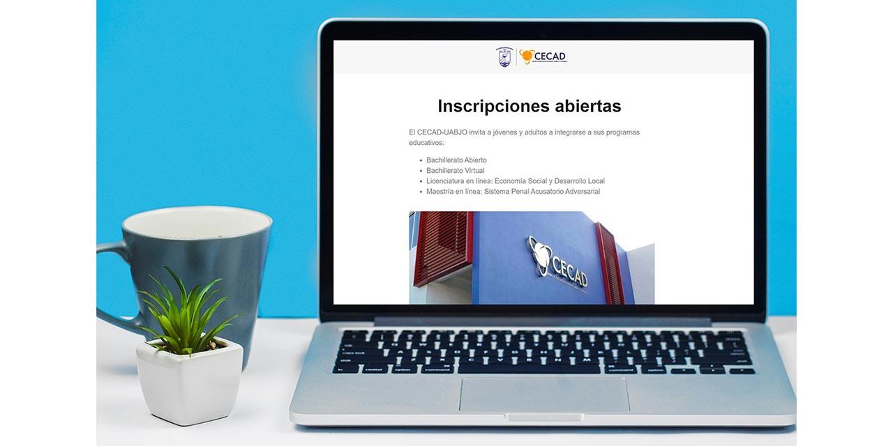 Inscripciones abiertas a bachilleratos del CECAD-UABJO | El Imparcial de Oaxaca