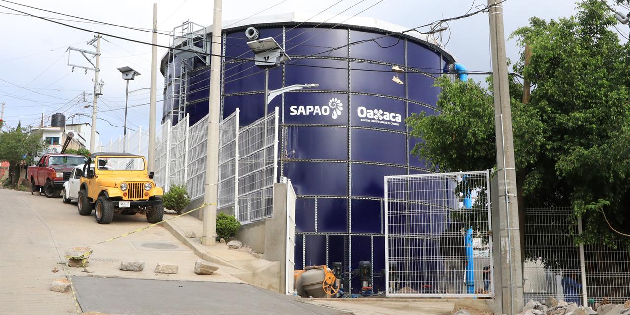 Recibo del agua llega puntual, pero no el vital líquido | El Imparcial de Oaxaca
