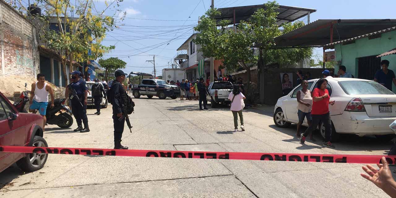 Ejecutan a tres hombres en Pinotepa | El Imparcial de Oaxaca