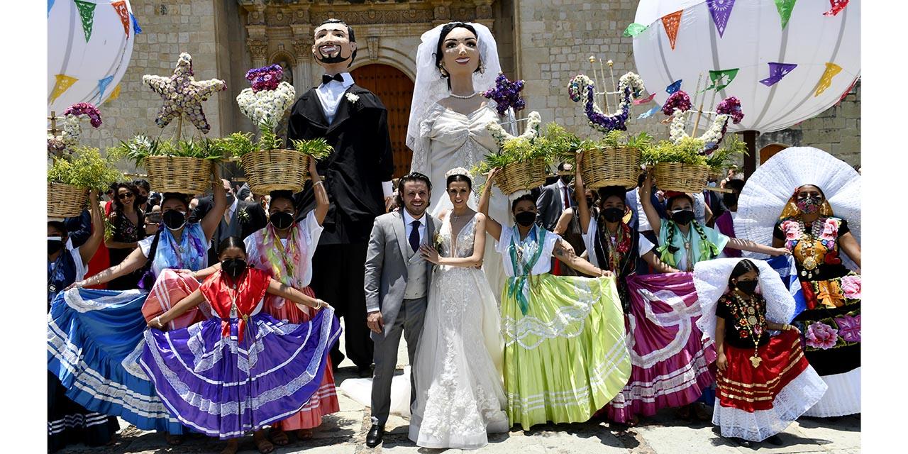 Begoña & Carlos unen sus destinos | El Imparcial de Oaxaca