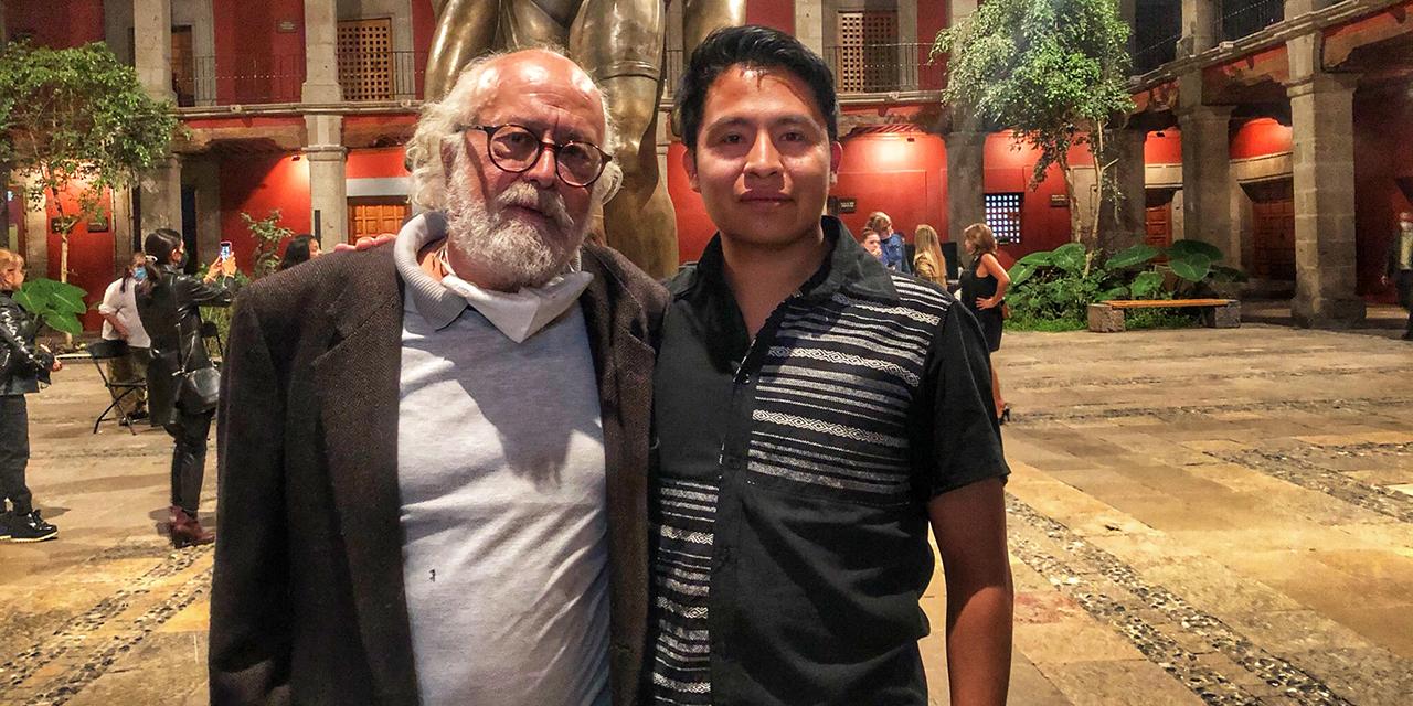 Arte oaxaqueño se suma a rescate del Museo José Luis Cuevas | El Imparcial de Oaxaca