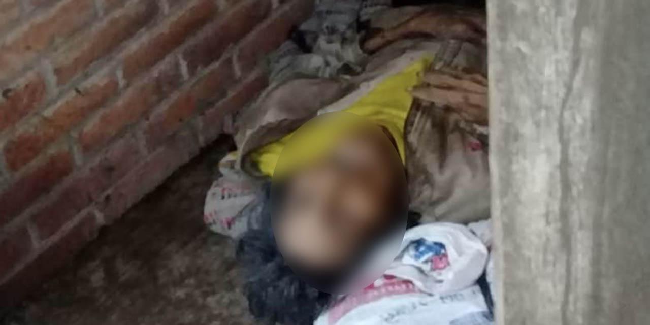 Fallece indigente en Juchitán   El Imparcial de Oaxaca