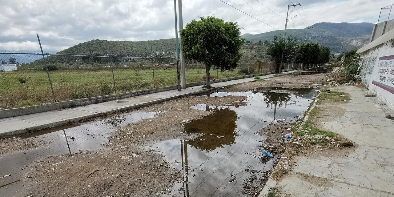 Carretera del Río Salado se encuentra plagada de baches | El Imparcial de Oaxaca