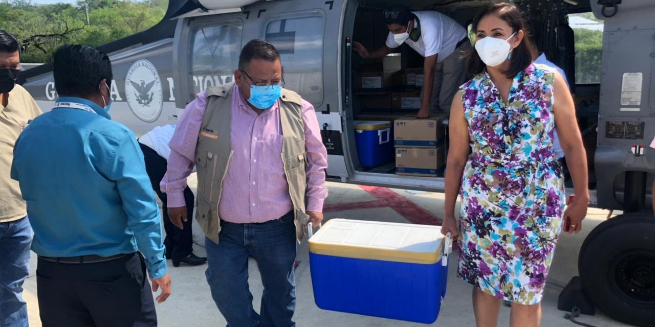 Inicia vacunación para adultos de 50 a 59 años en la región Mixteca   El Imparcial de Oaxaca