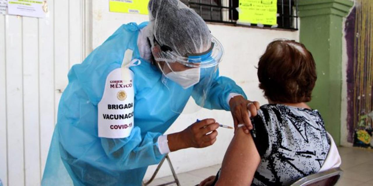 Aplicarán 2da dosis de vacunas anti Covid-19 en La Mixteca   El Imparcial de Oaxaca