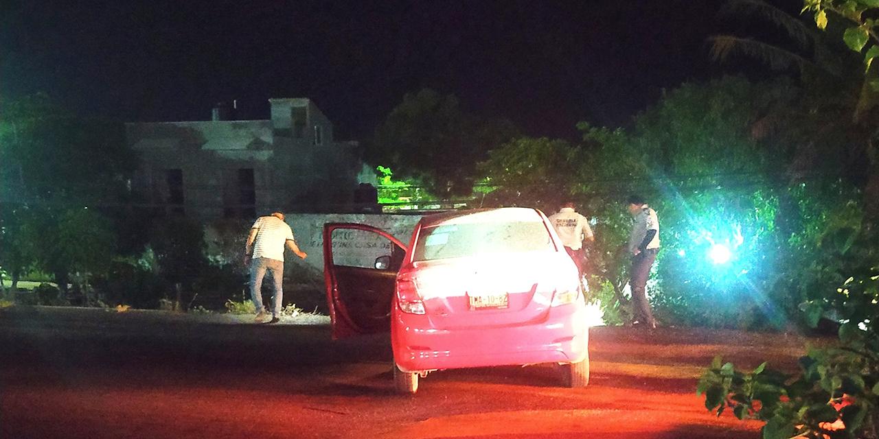 Se le atraviesa una persona en carretera de Tehuantepec | El Imparcial de Oaxaca