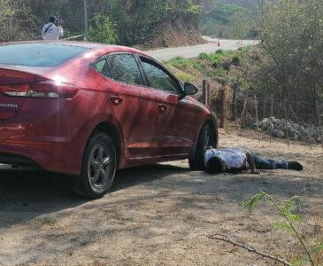 Hallan muerto a taxista de Huatulco