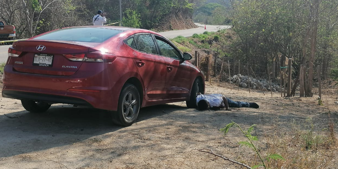 Hallan muerto a taxista de Huatulco | El Imparcial de Oaxaca