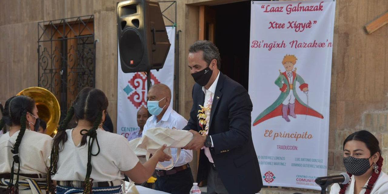 El Principito sueña en zapoteco | El Imparcial de Oaxaca